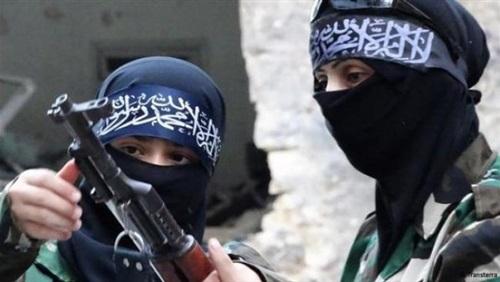 الجهاد النسائيّ: الإرهاب بتاء التأنيث