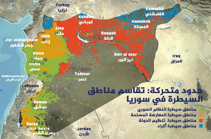 مخرج التسوية: تداعيات انقلاب الموازين العسكرية بسوريا