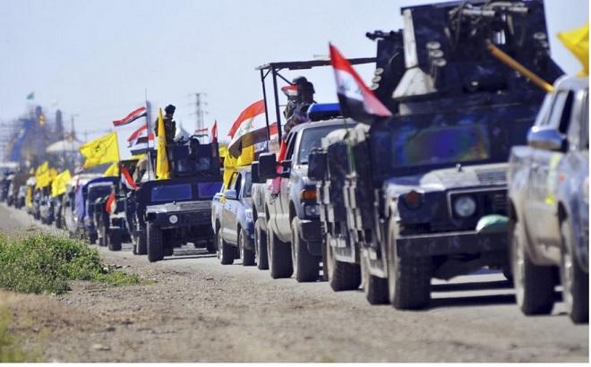 معضلات العمل مع الميليشيات العراقية