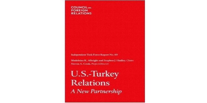 عرض كتاب: العلاقات التركية – الأمريكية نحو شراكة جديدة