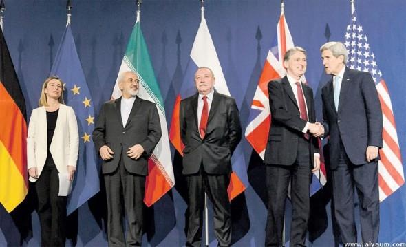 إيران والغرب: هي لرفع العقوبات وهو لاتفاق نووي!
