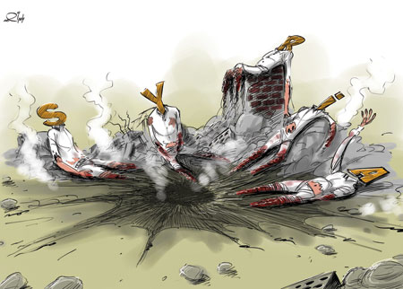 الاستعصاء السوري: سيناريوهات التقسيم وإعادة التركيب