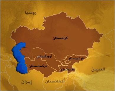 أميركا في آسيا الوسطى: البحث عن طريق حرير