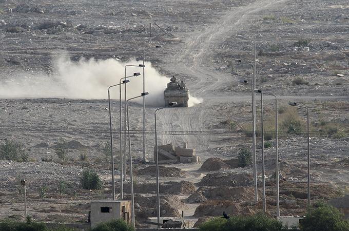 """تنظيم """"ولاية سيناء"""": الصعود العسكري والآثار السياسية"""