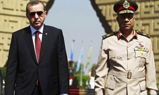 إردوغان ومصر