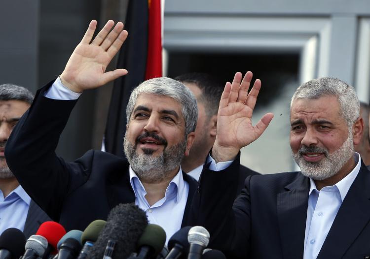 «حماس» تكثّف سعيها للحصول على الاعتراف الدولي