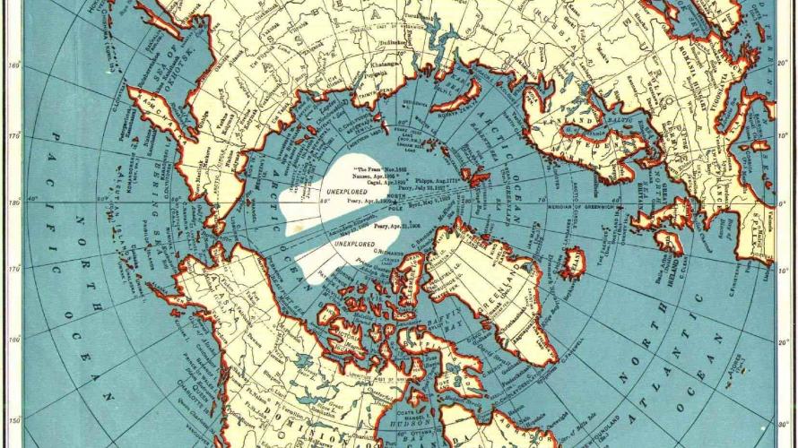 القطب الشمالي..في صراع المتنافسين