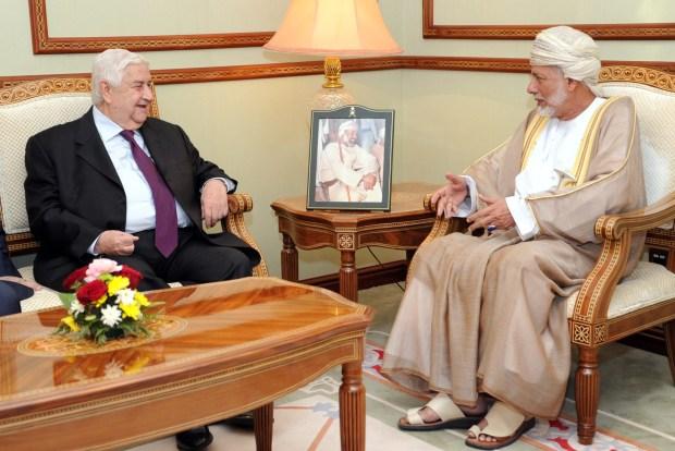ما الذي تعنيه زيارة مسؤول سوري كبير لسلطنة عمان؟