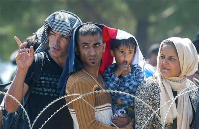 مأساة المهاجرين تفضح «أزمة الضمير» في أوروبا