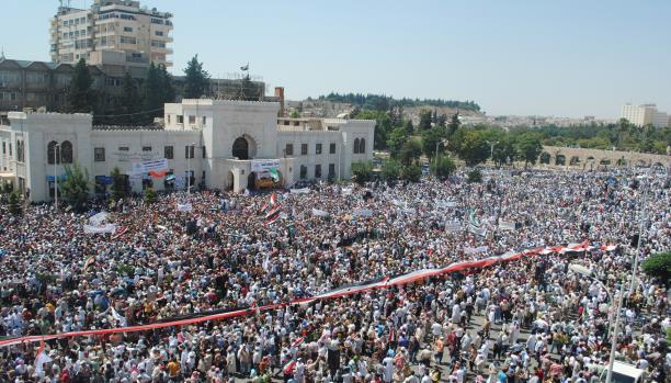 الثورة السورية… المسار والراهن