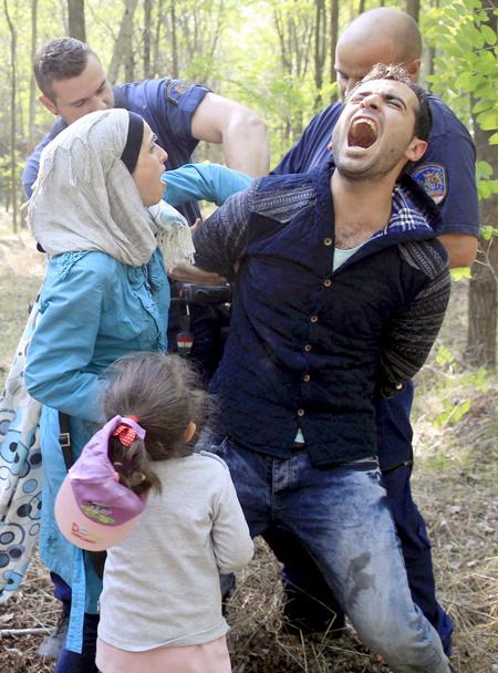 أوروبا تفشل في احتواء أزمة المهاجرين
