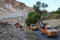عاصمة الدولة الإسلامية المزدهرة في سرت، ليبيا