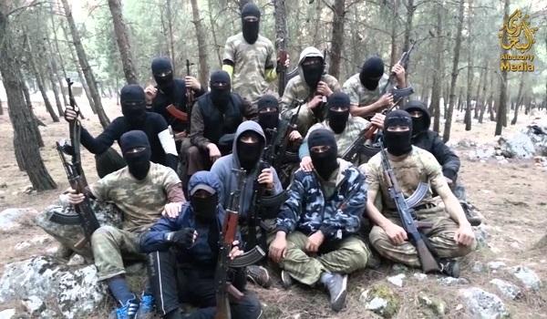 """ولاء """"داعشي"""": لماذا إرهابيو آسيا الوسطى في سوريا والعراق؟"""