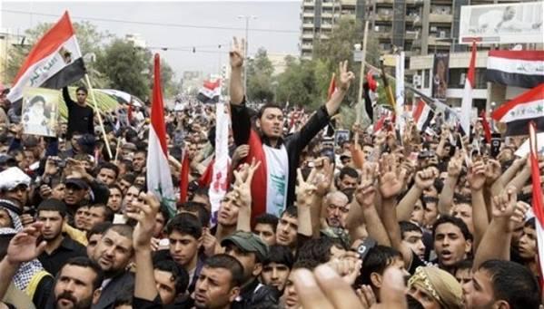 «ربيع» العراقيين يهزم نظام المحاصصة و… التقسيم؟