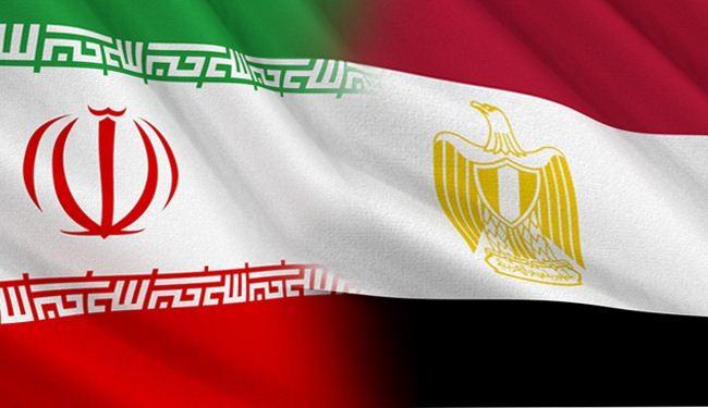 مصر وإيران