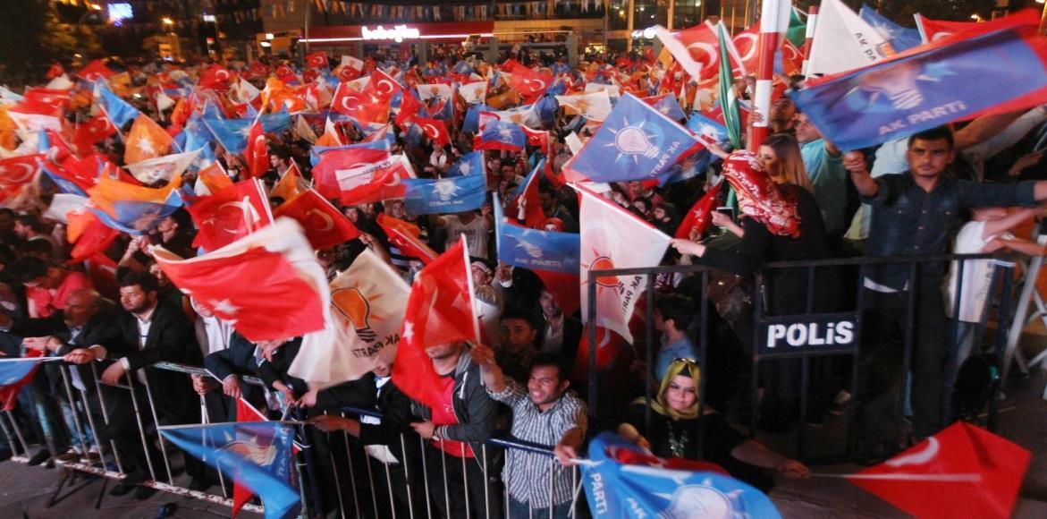 العدالة التركي وتحديات ما بعد المؤتمر