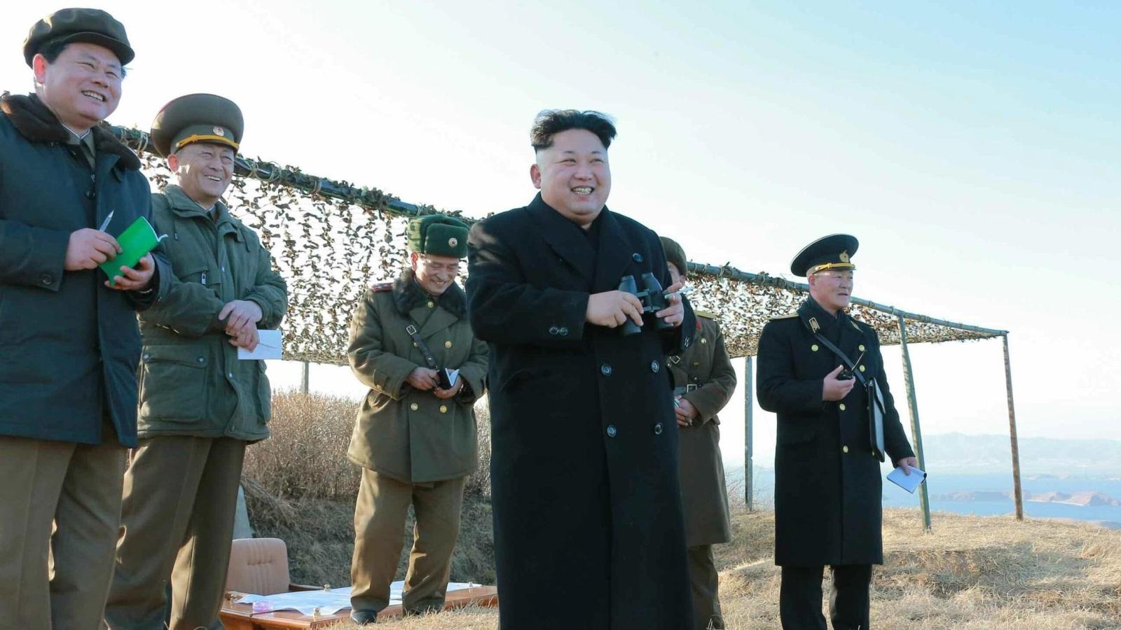 الفصل الختامي في قصة كوريا الشمالية