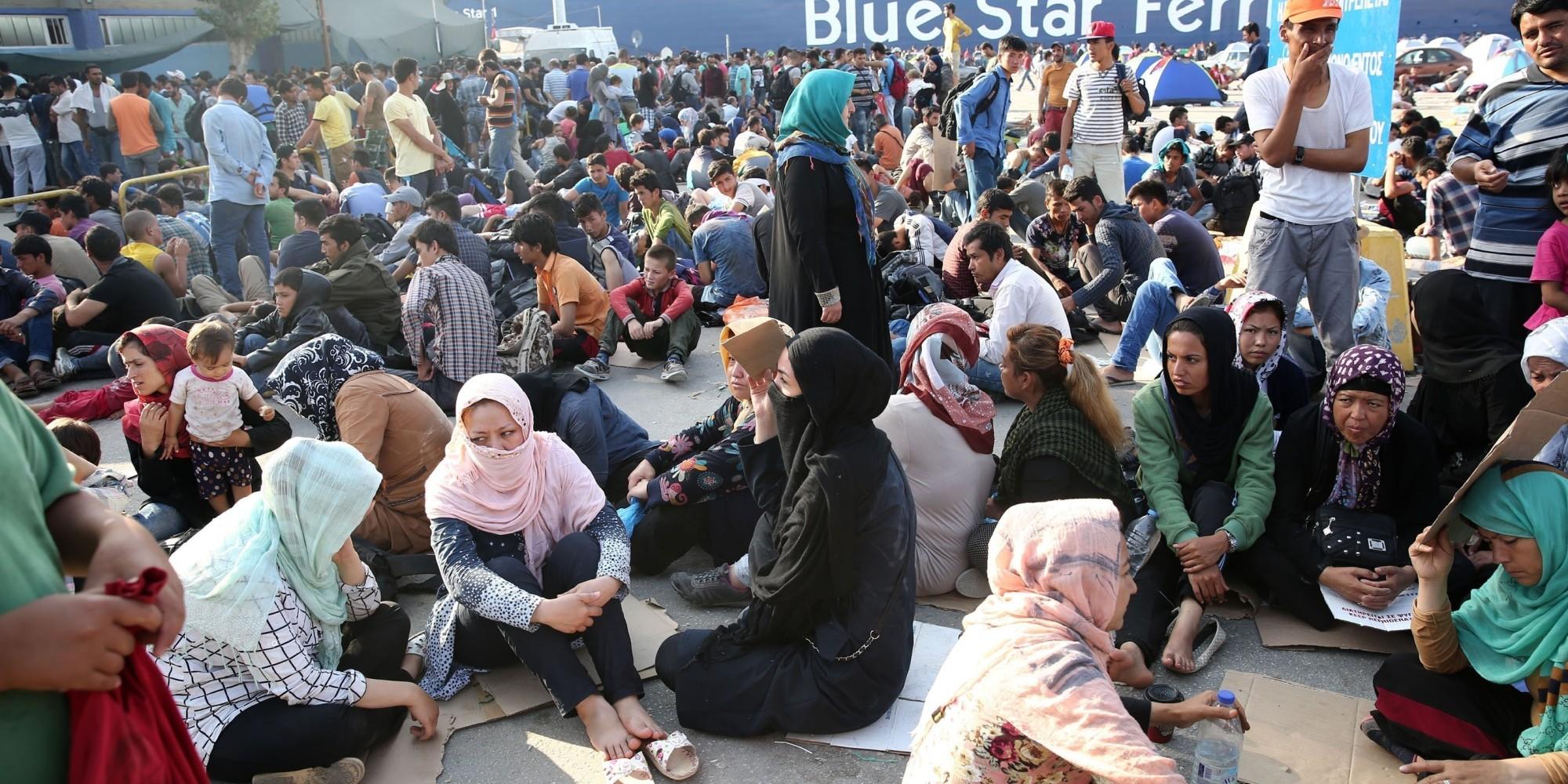 من المتسبب في أزمة اللاجئين؟