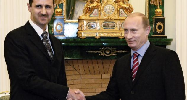 لحظة موسكو: مقابلة مع خبير أمريكي: هل يمكن لبوتين وضع حد للحرب السورية؟