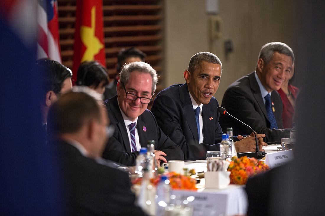 المواجهة الاميركية – الصينية في اتفاقية الشراكة الاقتصادية عبر المحيط الهادي
