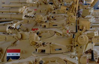 مساع لإحياء الصناعات العسكرية العراقية لمواجهة متطلبات الحرب على تنظيم «الدولة»