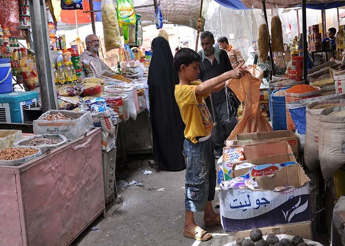 الغزو التجاري:البضائع الإيرانية تسيطر على العراق