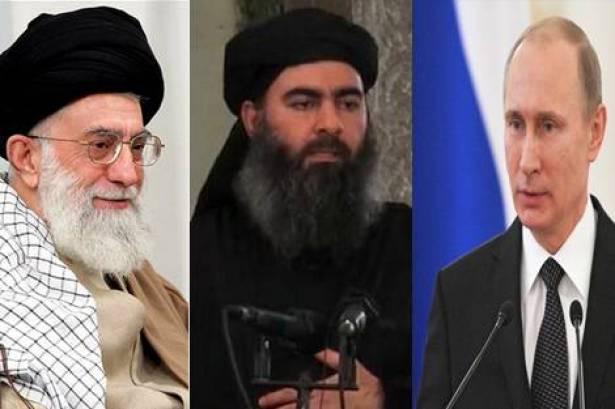البغدادي يفخّخ محور خامنئي – بوتين