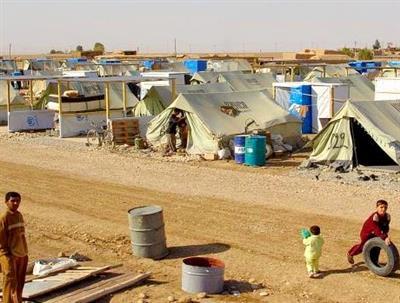 منظمات أممية: نازحو العراق يفتقدون الغذاء