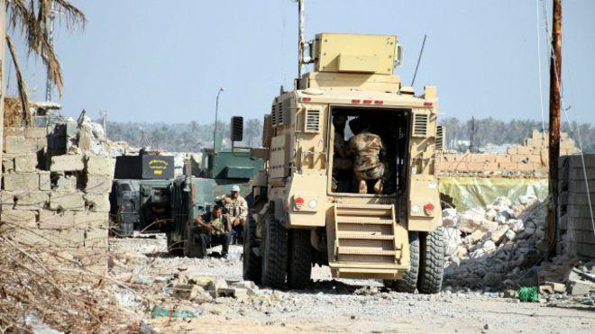 العبادي: نشر قوات أجنبية في العراق يجب ترتيبه مع الحكومة