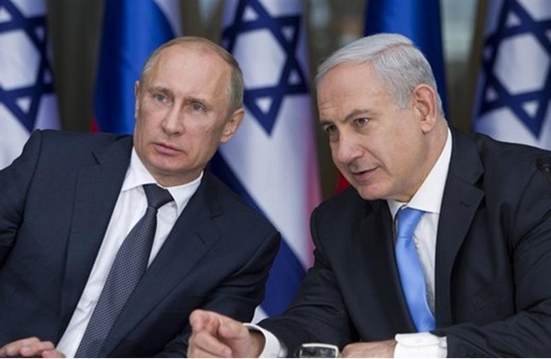 الانحياز الإسرائيلي لروسيا ضد تركيا