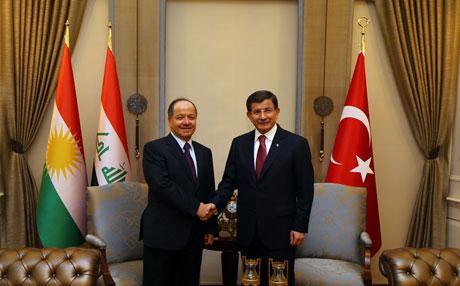 أنقرة وأربيل .. وسياسة التحالفات الإقليمية