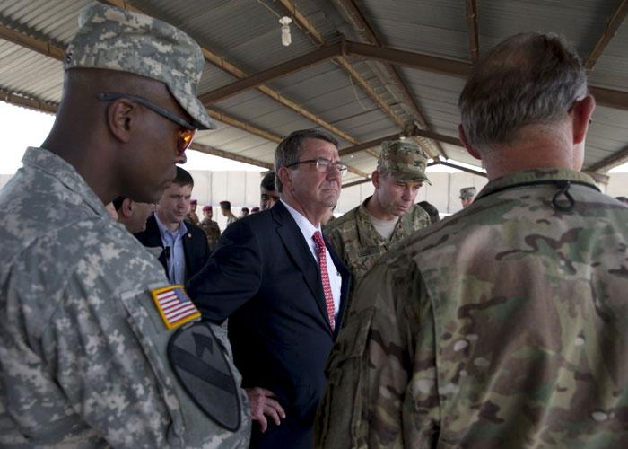 خطوات أميركية لمواجهة داعش وتطويق النفوذ الروسي