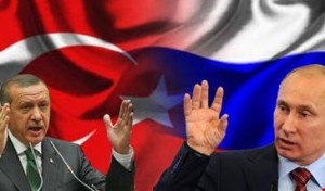 العلاقات الروسية التركية وحرب سوريا