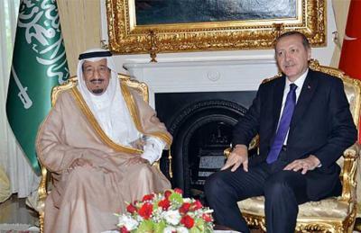 هل تنجح السعودية في إنهاء خلافات مصر والإمارات مع تركيا؟