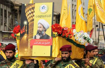ميليشيات عراقية تتوعد السعودية لإعدامها النمر وقبائل ترحب بقرارها بقطع العلاقات مع إيران