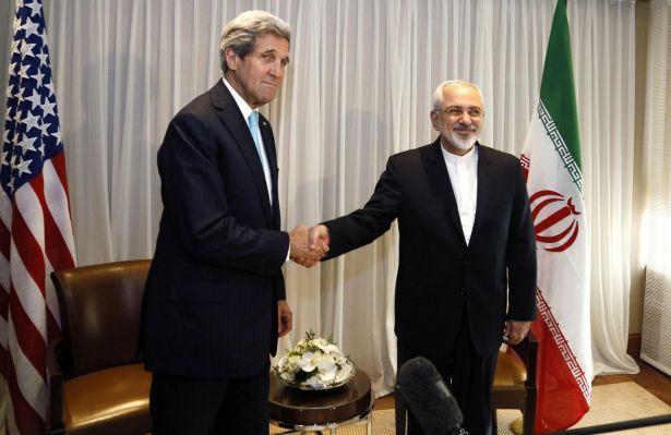 خزعبلات كيري الإيرانية !