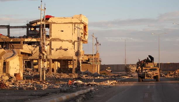 """التحرير بالتدمير.. الرمادي """"نموذجاً"""" في الحرب على داعش"""