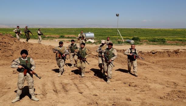"""العراق:""""داعش"""" يوسّع دائرة هجماته وتعزيزات عسكريّة تتحرّك نحو مخمور"""