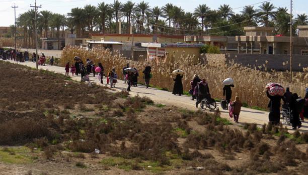 الأمم المتحدة: مدينة الرمادي العراقية مدمرة بالكامل