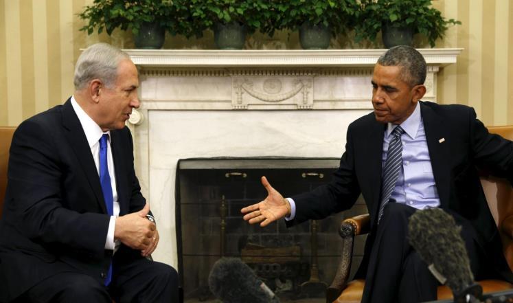 أسباب إلغاء نتنياهو لقاءه بأوباما