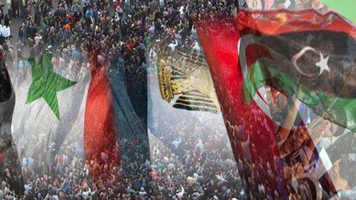 دول الربيع العربي والخريف الاقتصادي