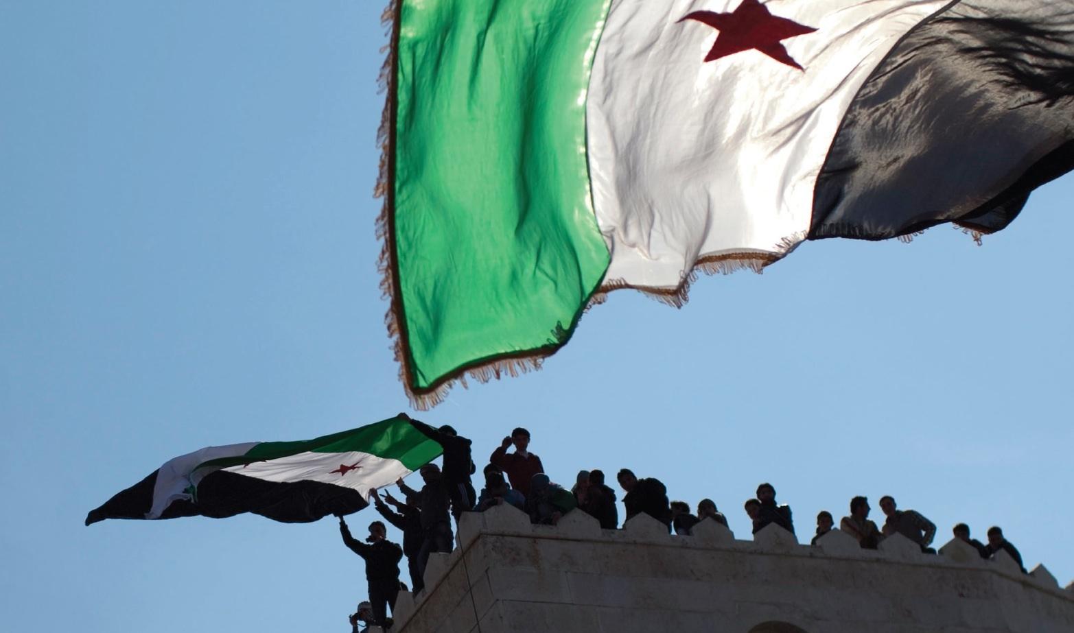 ميثاق شرف بين السوريين