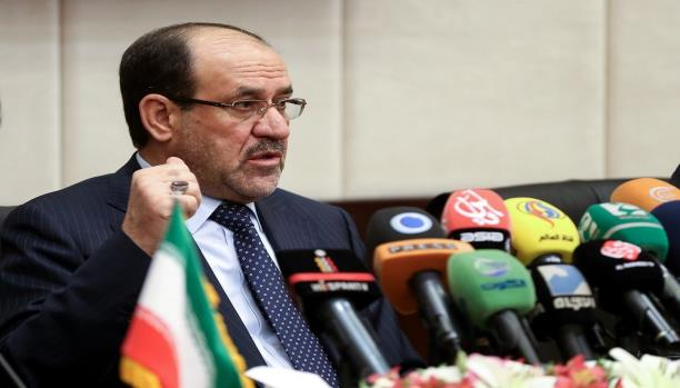 Maliki is seeking to form a lobby of Parliament passed amendments to block Abadi