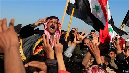 لوحة الانقلاب العراقي