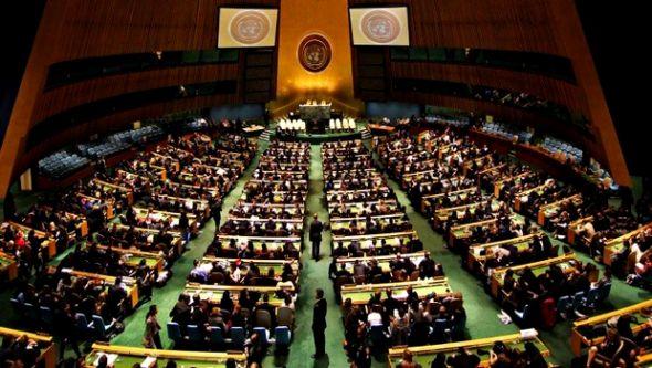 الأمم المتحدة والحروب الأهلية العربية