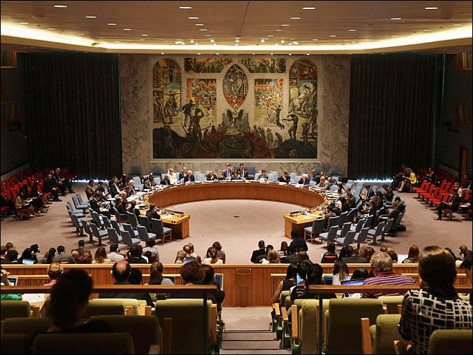 عن تغيير هيكلية مجلس الأمن
