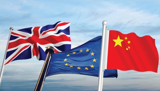 الصين وأوروبا بعد خروج بريطانيا