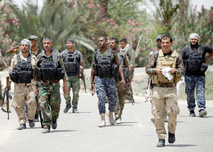 خطط واشنطن لإعادة بناء الجيش العراقي تترنح