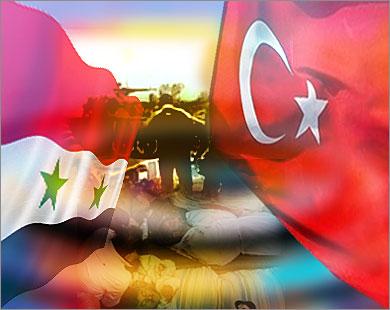 تركيا والحل السياسي السوري