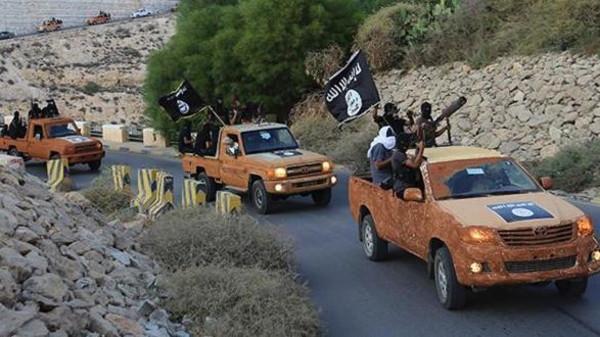 """ليبيا، وليس سورية، هي خط المواجهة الحالي في الحرب ضد """"داعش"""""""
